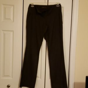 The Limited dark gray pants
